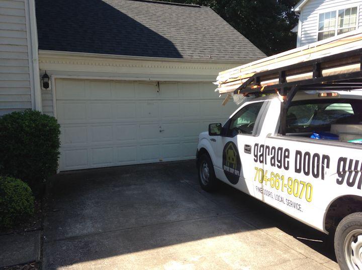 Charlotte Garage Door Gallery Before And After Garage Door Guru