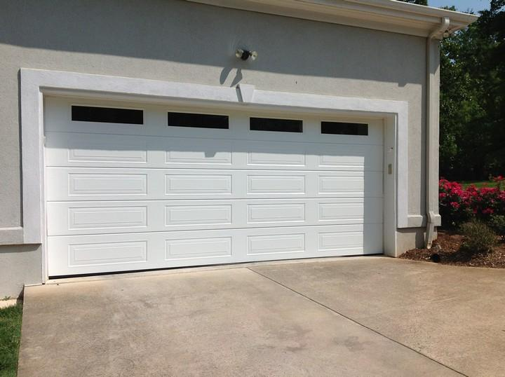 Hormann Model 4200 Garage Door Garage Door Guru Charlotte Nc