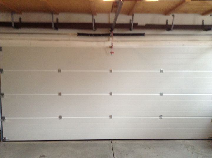 Hormann model 4200 garage door garage door guru charlotte nc for 15 x 7 garage door price