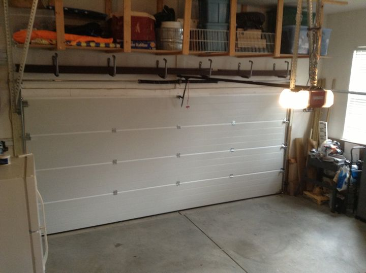 Bon Benefits Of An Insulated Garage Door