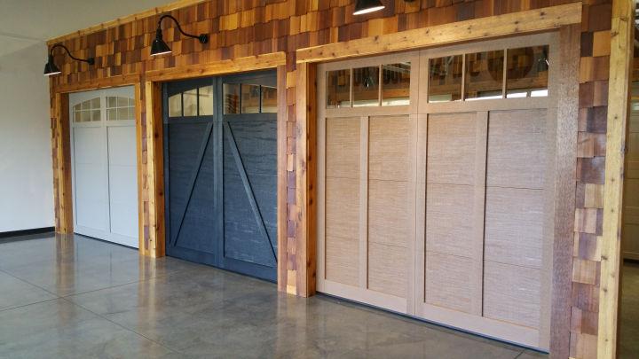 Garage Door Guru Showroom